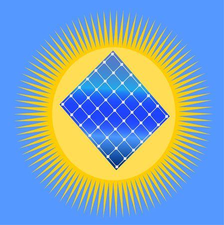 photovoltaics: solar panel