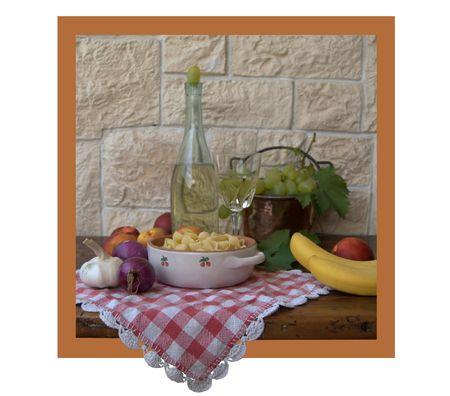 italian pasta Stock Photo - 9299870
