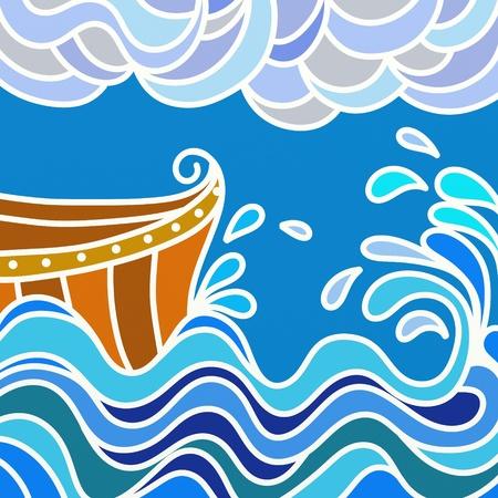 boat Stock Photo - 8942093