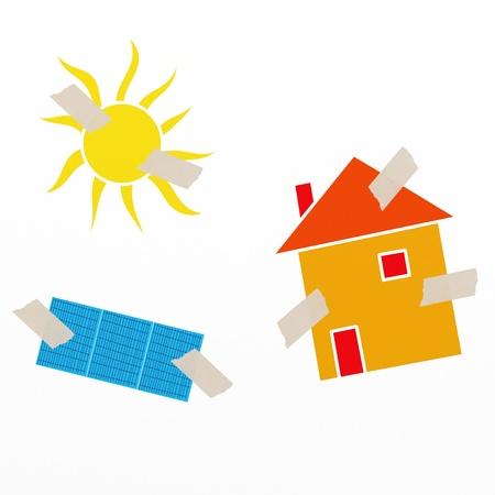 photovoltaics: solar panels