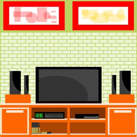 living room Stock Photo - 9530697
