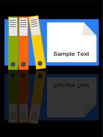 registry: office Illustration