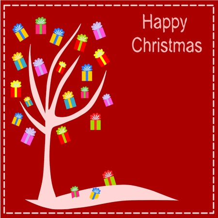 xmass: christmas tree