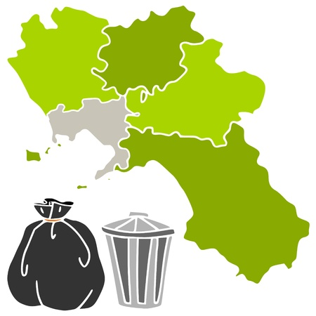 collect: N�poles y basura