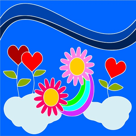 rainbow Stock Vector - 10263316
