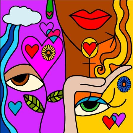 enano: s�mbolos del amor