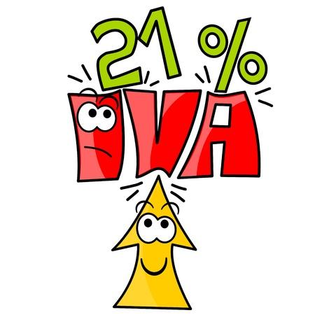 21: VAT 21 %