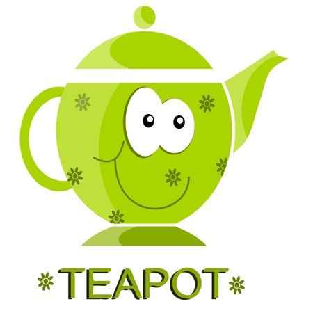 teapot: nice teapot