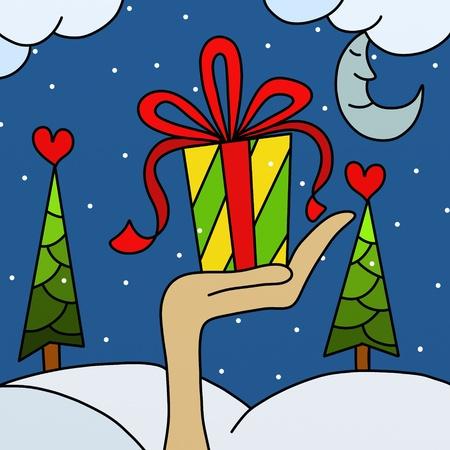Christmas Eve Stock Photo - 10826232