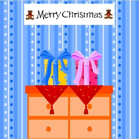 christmas gift Stock Vector - 11032010