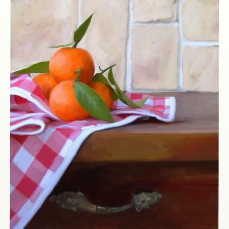 clementine fruit: fruit