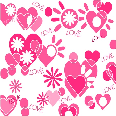 passion flower: love