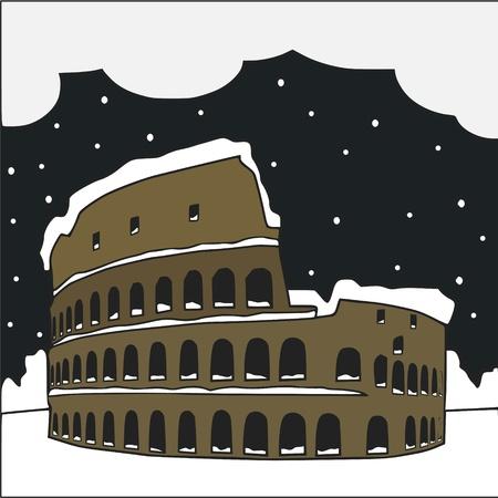 inconvenience: Colosseum