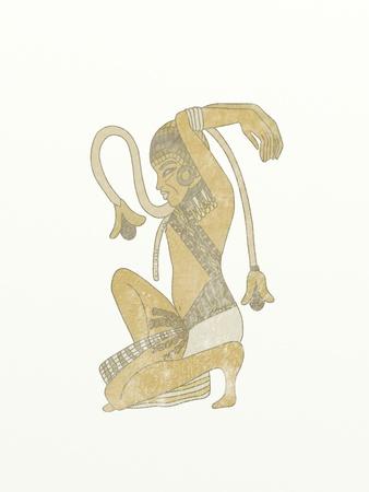 tutankhamen: with particular design of a relief