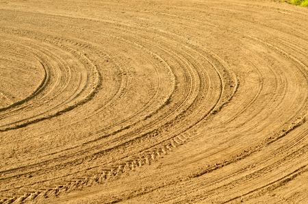 siembra: Preparaci�n de tierras agr�colas para la siembra