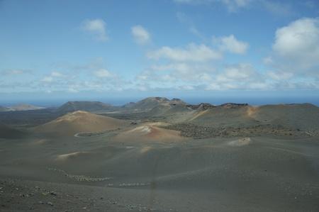 fuego: Montanas de fuego - Volcanic Area - Lanzarote