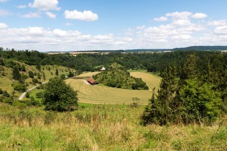 Earls estate Neckarburg near Rottweil photo