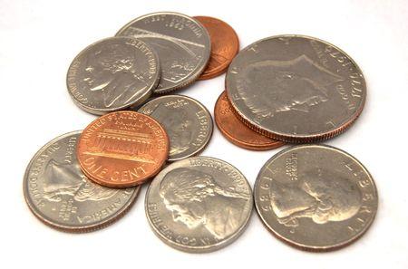 コイン 写真素材
