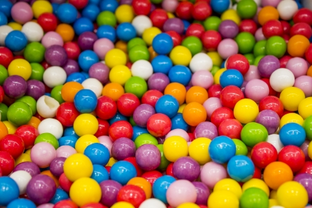 gumballs: Selection of gumballs