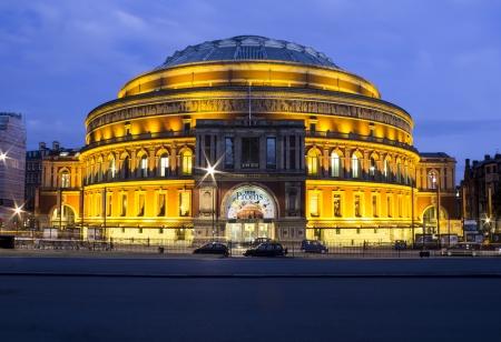 Royal Albert Hall in London Editorial