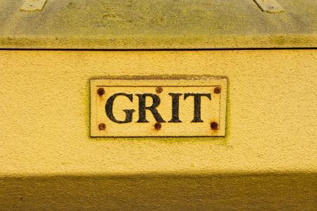 grinta: Grit Bin primo piano