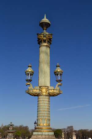 adorned: A beautifully adorned in Place De La Concorde Paris