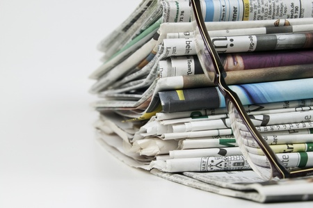 newspaper Stock Photo - 10054027