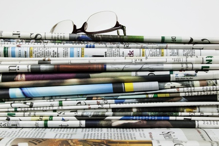newspapers: krant