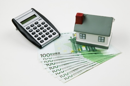 mortgaging Stock Photo - 11217665