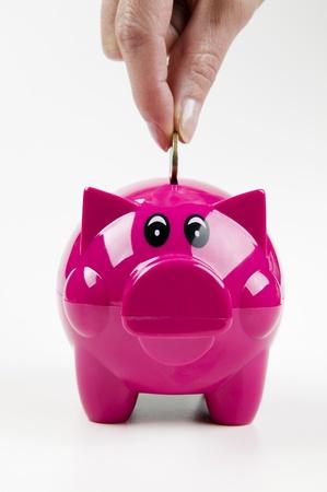 piggy bank Stok Fotoğraf - 11217661