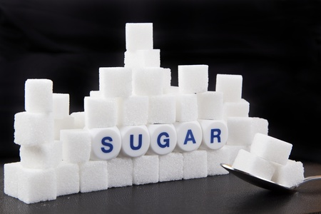 Diabetes Standard-Bild - 12237082