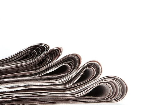 newspaper Stock Photo - 12613121