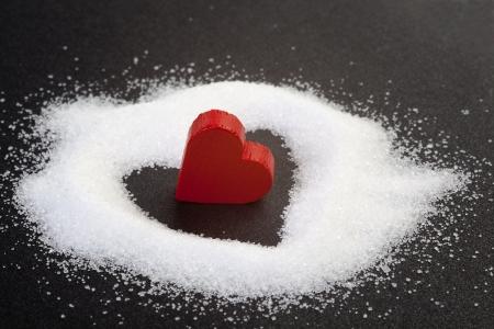 砂糖の穀物から心を読む