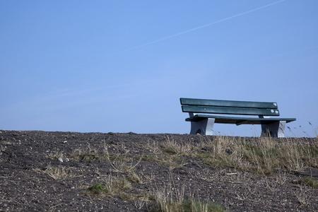 bench park: banco de parque