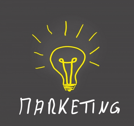 advertise: Marketing concept