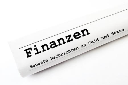finanzen: Finanzen newspaper