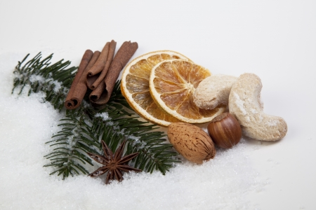 christmas still life Stock Photo - 16681526