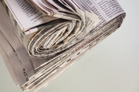 internationally: newspaper
