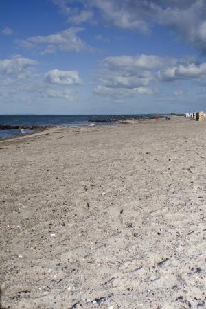 beach landscape: beach landscape Stock Photo
