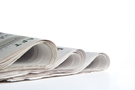 newspaper Stock Photo - 23572621
