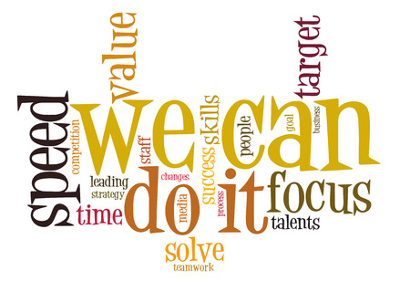 yes we can word cloud photo