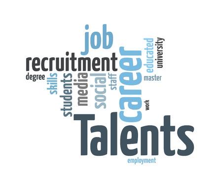 master degree: Talents Recruitment