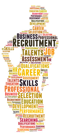 Professional recruitment and talent search photo