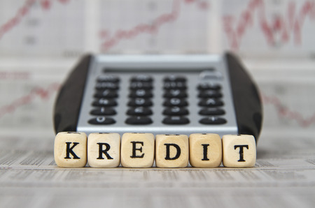 restructuring: Loan word built with letter cubes