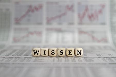 comprehend: knowledge Stock Photo