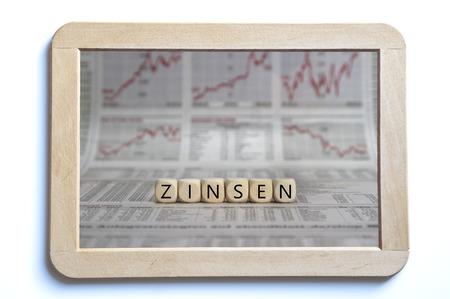 interest: Interest Stock Photo