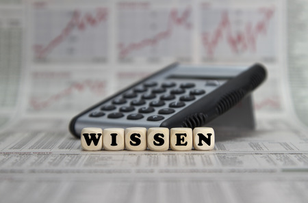 informed: knowledge Stock Photo