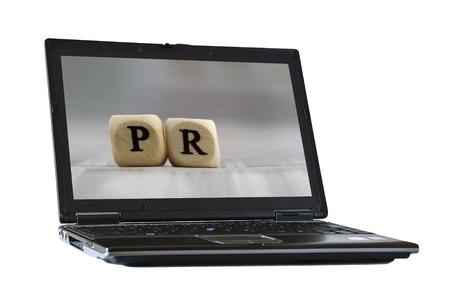 a public notice: Public Relations