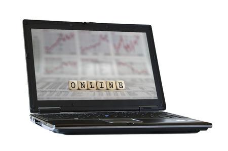 new economy: Online