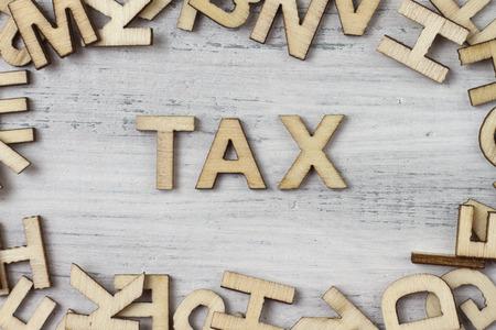 tax law: TAX